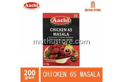 AACHI CHICKEN 65 MASALA 200g