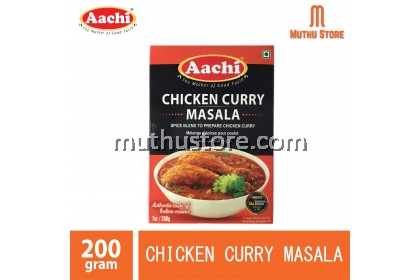AACHI CHICKEN CURRY MASALA 200g