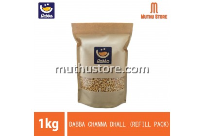 DABBA CHANNA DHALL (REFILL PACK) 1kg