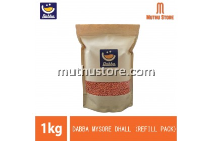DABBA MYSORE DHALL (REFILL PACK) 1kg